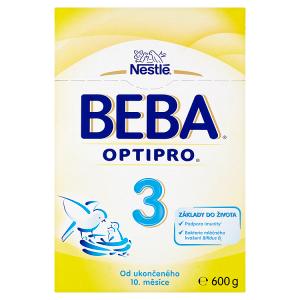BEBA Optipro 3 od ukončeného 10. měsíce 2 x 300g