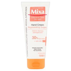 Mixa Intensive Care Dry Skin promašťující regenerační krém na ruce 100ml