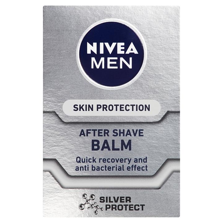 Nivea Men Silver Protect Balzám po holení 100ml