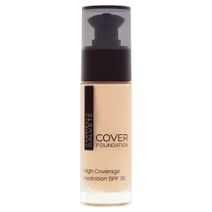Gabriella Salvete Vysoce krycí make-up 102 beige 30ml