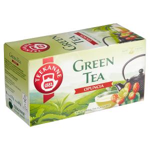 TEEKANNE Zelený čaj s příchutí opuncie, 20 sáčků, 35g