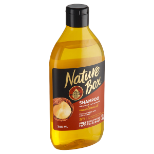 Nature Box šampon Macadamia Oil 385ml