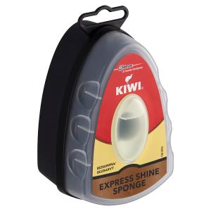Kiwi Express Shine bezbarvý vosk a houbička 7ml