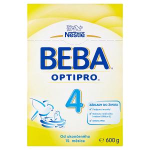 BEBA Optipro 4 od ukončeného 15. měsíce 2 x 300g