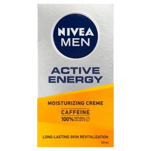 Nivea Men Active Energy Pleťový krém 50ml