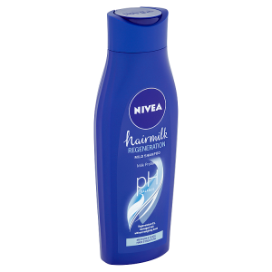 Nivea Hairmilk Regeneration Pečující šampon 400ml