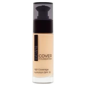 Gabriella Salvete Cover Foundation Vysoce krycí make-up 103 soft beige 30ml