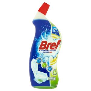 Bref Hygienically Clean & Shine Gel Lemonitta Power 700ml