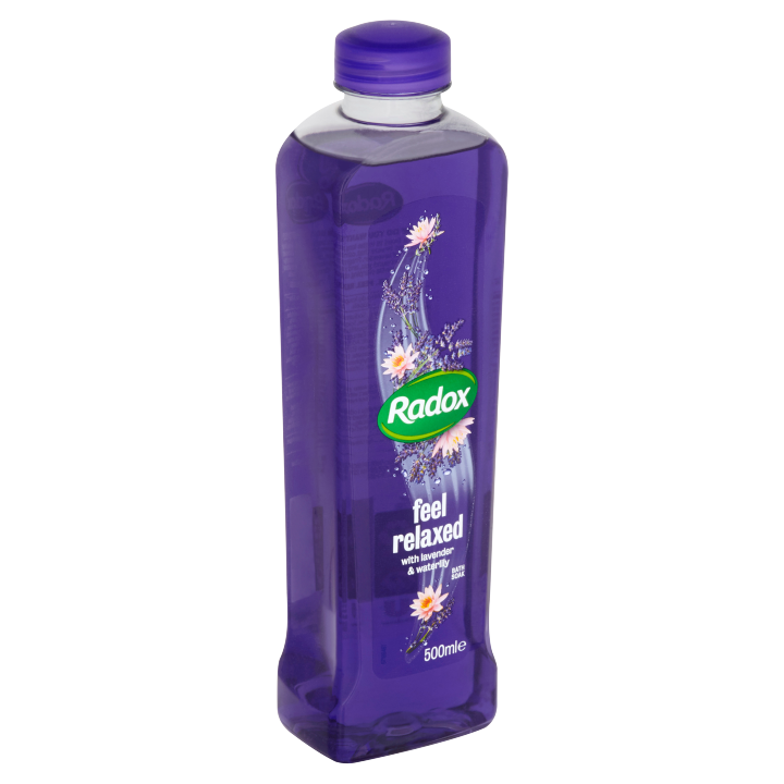 Radox Feel Relaxed pěna do koupele 500ml