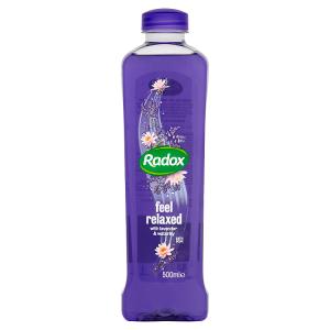 Radox Feel Relaxed pěna do koupele 500ml