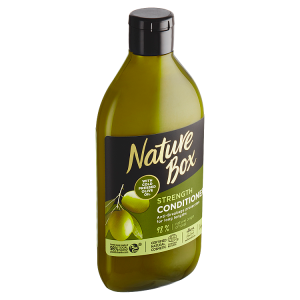 Nature Box posilující balzám Olive Oil 385ml