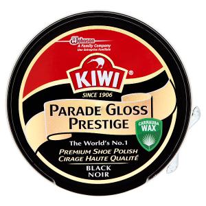 Kiwi Parade Gloss Prestige černý krém na boty 50ml
