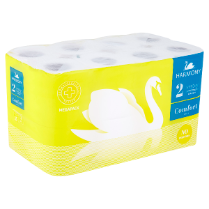 Harmony Comfort White Toaletní papír2 vrstvy 16 ks