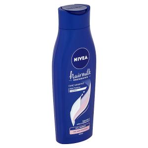 Nivea Hairmilk Pečující šampon pro jemné vlasy 400ml