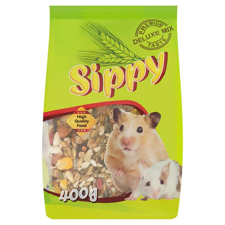 Akinu Sippy Deluxe krmivo pro křečky a malé hlodavce 400g