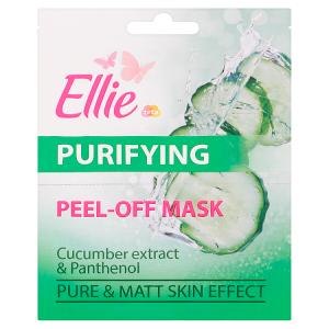 Ellie Čisticí slupovací okurková maska 2 x 8ml