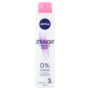 Nivea Straight Tvarovací sprej na vlasy 250ml