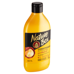 Nature Box balzám Macadamia Oil 385ml
