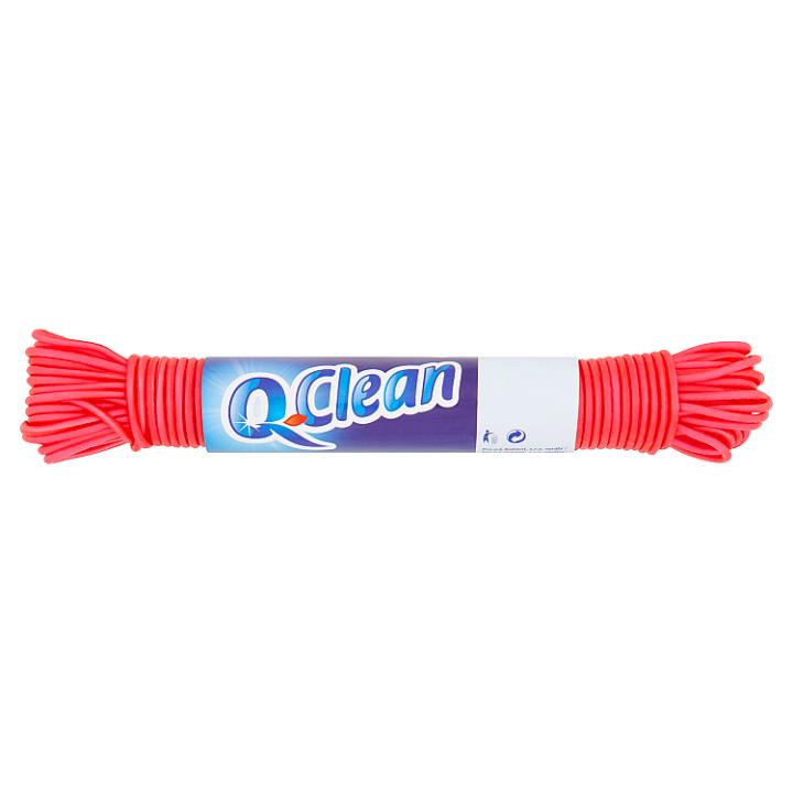 Q-Clean Šňůra na prádlo 20m - mix variant Q-Clean