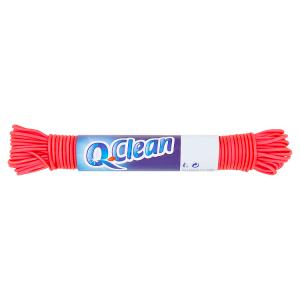 Q-Clean Šňůra na prádlo 20m - mix variant