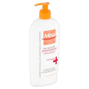 Mixa Intensive Care Dry Skin intenzivní vyživující tělové mléko 400ml