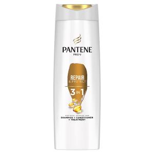 Pantene Pro-V Intensive Repair Šampon 3v1, Na Poškozené Vlasy, 360ml