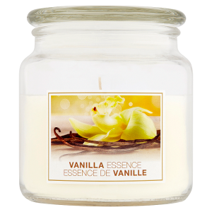 Svíčka vanilla essence