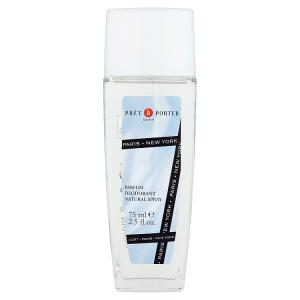 Prêt-à-Porter New York Paris deodorant natural spray 75ml