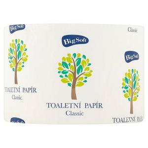 Big Soft Classic toaletní papír 2-vrstvy 1 ks
