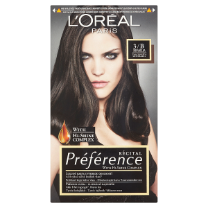 L'Oréal Paris Récital Préférence Brasilia tmavá hnědá 3/B
