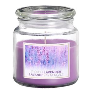Bolsius vonná svíčka French Lavender 100x110 mm