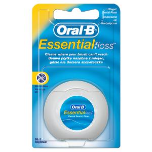 Oral-B Essential Zubní Nit, Mátová, 50 m