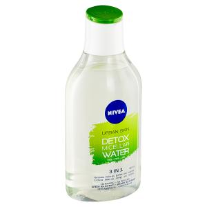 Nivea Urban Skin Detox Micelární voda 400ml