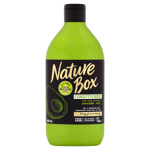 Nature Box balzám Avocado Oil 385ml