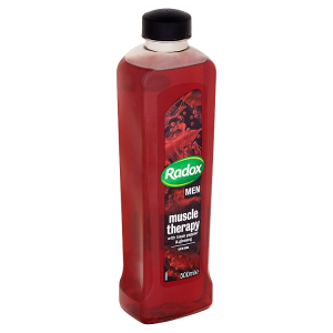 Radox Men Muscle Therapy pěna do koupele 500ml