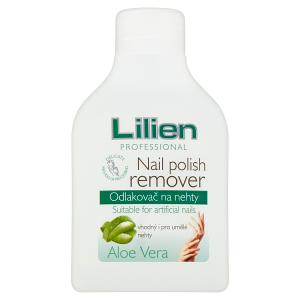 Lilien Professional Aloe Vera odlakovač na nehty 110ml