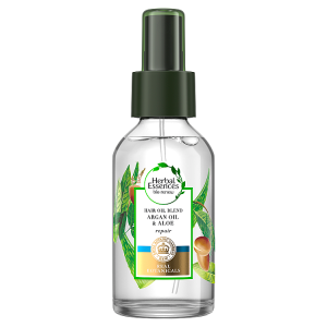Olej Na Vlasy Herbal Essences Bio:renew SArganovým Olejem AAloe