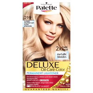 Schwarzkopf Palette Deluxe barva na vlasy Platinový Perleťově Plavý 219