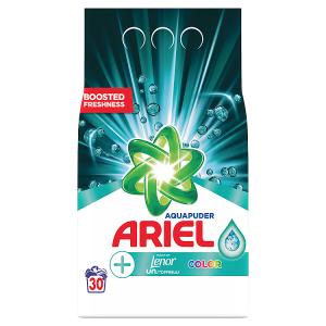 Ariel AquaPuder  Touch Of Lenor Color Prací Prášek 30 Praní