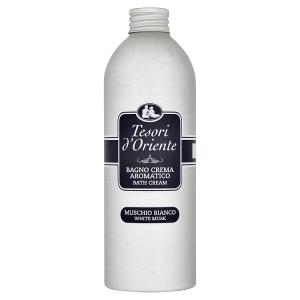 Tesori d'Oriente White Musk Bath cream 500ml