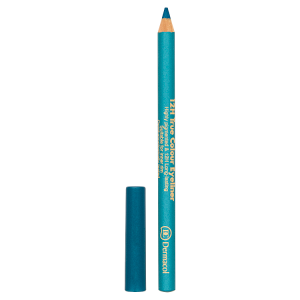 Dermacol 12H True Colour Eyeliner Dlouhotrvající tužka na oči 1