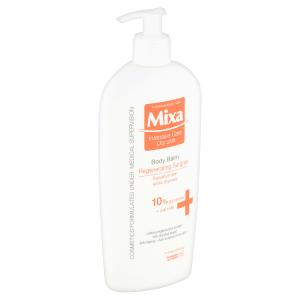 Mixa Intensive Care Dry Skin regenerační promašťující tělové mléko 400ml