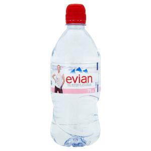 Evian Přírodní minerální voda nesycená 75cl