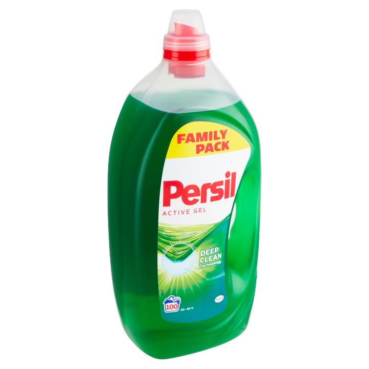 PERSIL prací gel Deep Clean Regular 100 praní, 5l