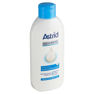 Astrid Aqua Biotic osvěžující čisticí pleťové mléko 200ml