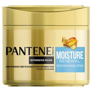 Pantene Moisture Renewal Maska, Na Suché Vlasy Bez Života 300 ml
