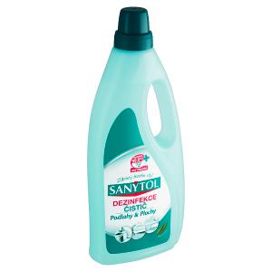 Sanytol Dezinfekce čistič podlahy & plochy vůně eukalyptu 1l