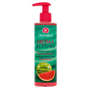 Dermacol Aroma Ritual Osvěžující tekuté mýdlo vodní meloun 250ml