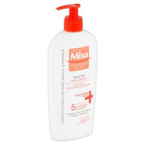 MIXA Multi-comfort tělové mléko cold cream, 400ml