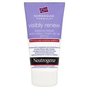 Neutrogena Visibly Renew denní krém na ruce s SPF 20 75ml